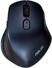 Asus MW203 miška, modra (90XB06C0-BMU010)