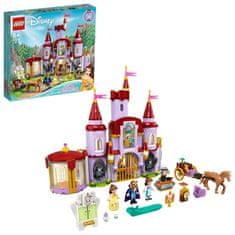LEGO Disney Princess 43196 Zámek Belly a zvířete