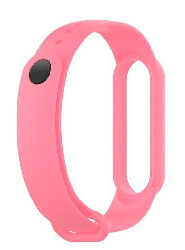 EPICO Silicone Band remen za Xiaomi Mi Smart Band 6, silikonski, ružičasta