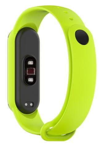 EPICO Silicone Band Xiaomi Mi Smart Band 6 - zelená 57218101500001