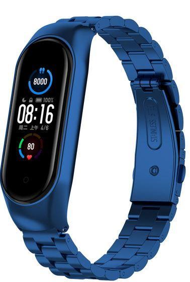 EPICO Band Xiaomi Mi Smart Band 6 - modrá 57218181600001
