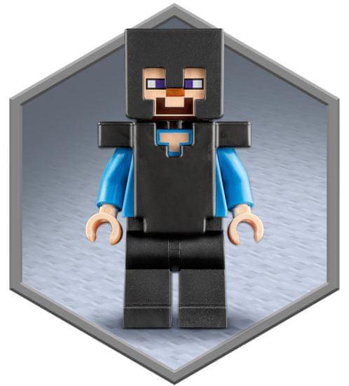 LEGO Minecraft 21172 Uničeni portal