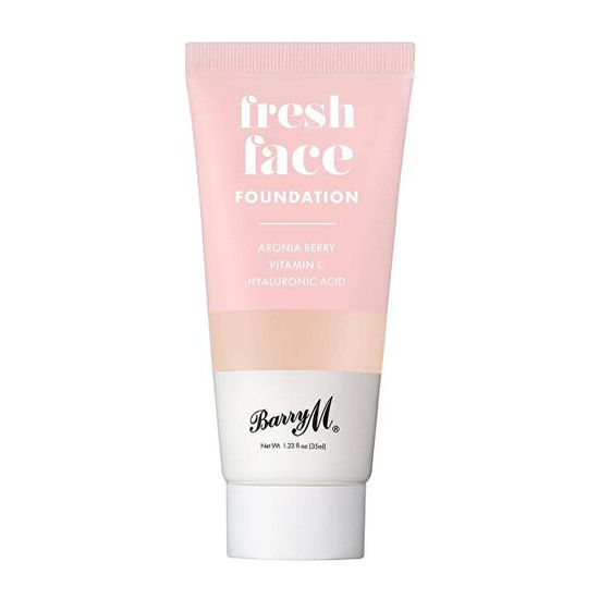 Barry M Tekoča ličila Fresh Face (Foundation) 35 ml