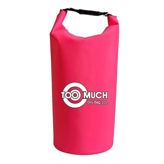 Too Much vodoodbojna torba, 10 l, roza