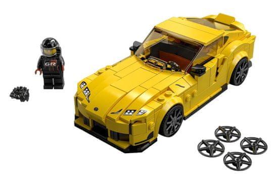 LEGO Speed Champions 76901 Toyota GR Uprava