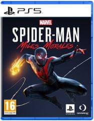 Sony Marvel's Spider-Man Morales PS5 (PS719835820)