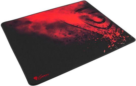 Genesis Carbon 500 L Rise, gaming podloga, vodoodporna, zaščiteni robovi, 40 x 33 cm