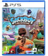 Sony Sackboy A Big Adventure! PS5 (PS719823827)