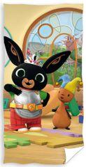 Tip Trade ręcznik dziecięcy Królik Bing i przyjaciel Flop