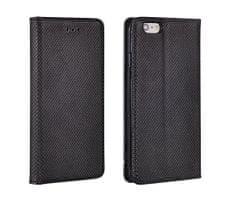 Havana magnetna preklopna torbica za Huawei Mate 40 Pro, črna