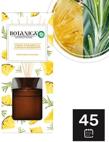 Air wick Botanica Air Wick Pálcás légfrissítő - Friss ananász és tunéziai rozmaring 80ml