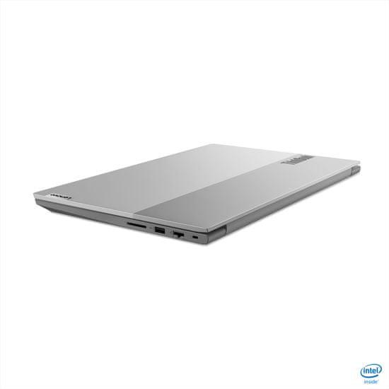 Lenovo ThinkBook 15 G2 prijenosno računalo, 39.6 cm FHD, i7-1165G7, 16GB, 512GB, W10P, sivo (20VE0005SC)