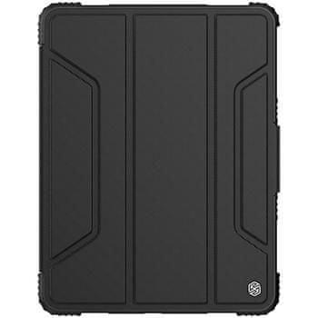 Nillkin maskica za Apple iPad Air 4 (2020), preklopna, crna