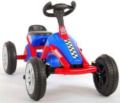 Volare Motokára Paw Patrol - Mini - Červeno-Modrá