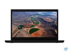 Lenovo ThinkPad L15 G1 prenosnik, 39.6 cm FHD, i5-10210U, 8GB, 512GB, W10P, črn (20U30015SC)