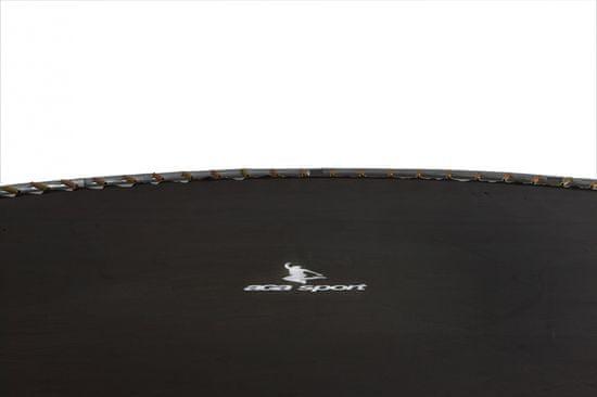 Aga Sport Pro Trampolin 366 cm Blue + varnostna mreža