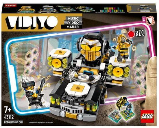 LEGO VIDIYO 43112 Robo HipHop Car