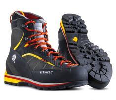 Fitwell Big Wall Rock planinski alpinistični čevlji, 42