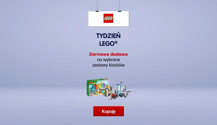 DARMOWA DOSTAWA NA LEGO: