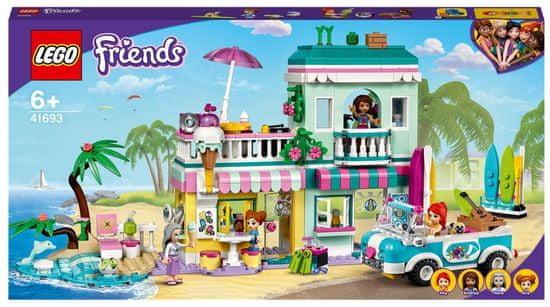 LEGO Friends 41693 Surf hiša na plaži