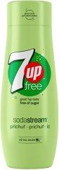 SodaStream Příchuť 7UP FREE 440 ml