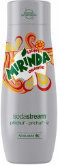 SodaStream Příchuť MIRINDA LIGHT 440 ml