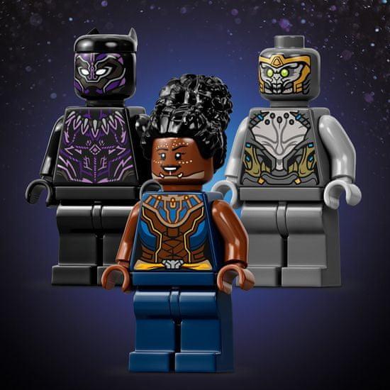 LEGO Marvel Avengers 76186 Black Panther a dračí letoun