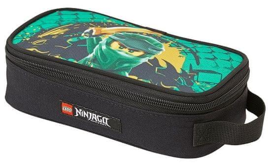 LEGO Ninjago Green peresnica, oglata