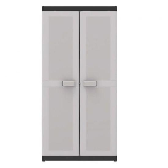 shumee Tároló szekrény LOGICO HIGH XL 182 x 89 x 54 cm