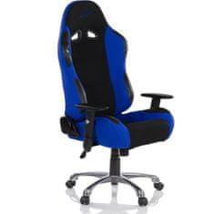 "shumee RACEMASTER ""RS Series"" herní židle - černo/modrá"
