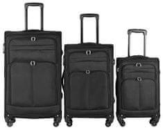 shumee Sada cestovních kufrů na kolečkách, 3 ks