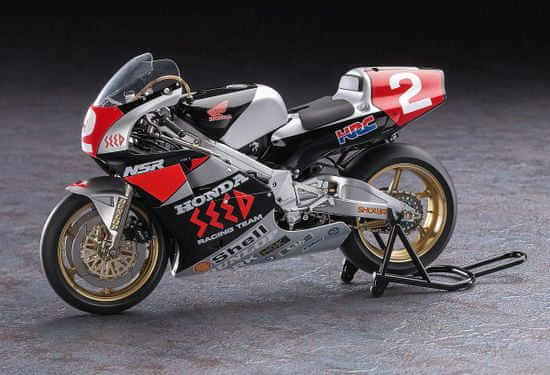 Hasegawa Honda NSR500 1989 All Japan GP500 1/12