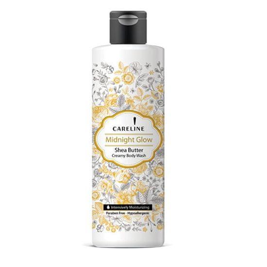 Careline Krémový sprchový gél Polnočná žiara (Creamy Body Wash) 525 ml