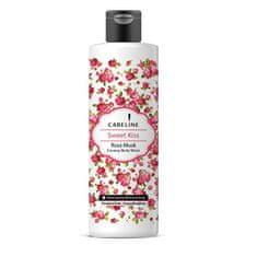 Careline Krémový sprchový gél Sladký bozk (Creamy Body Wash) 525 ml