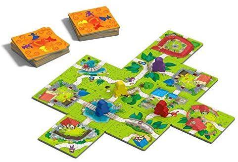 Z-Man Games družabna igra My First Carcassonne angleška izdaja