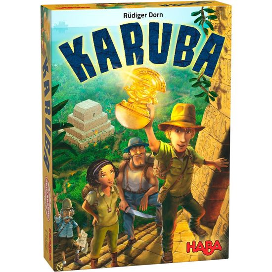 HABA družabna igra Karuba
