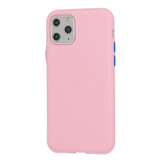 Neon ovitek za iPhone SE 2020/7/8, roza