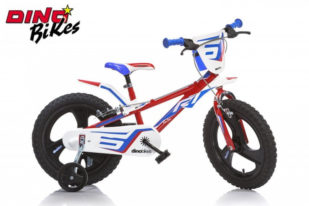 """Dino bikes Dětské kolo 16"""""""