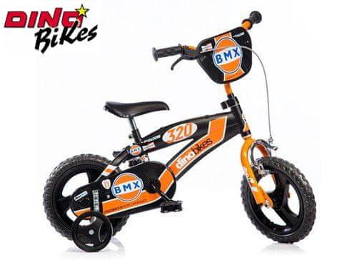 """Dino bikes Dětské kolo BMX 12"""""""
