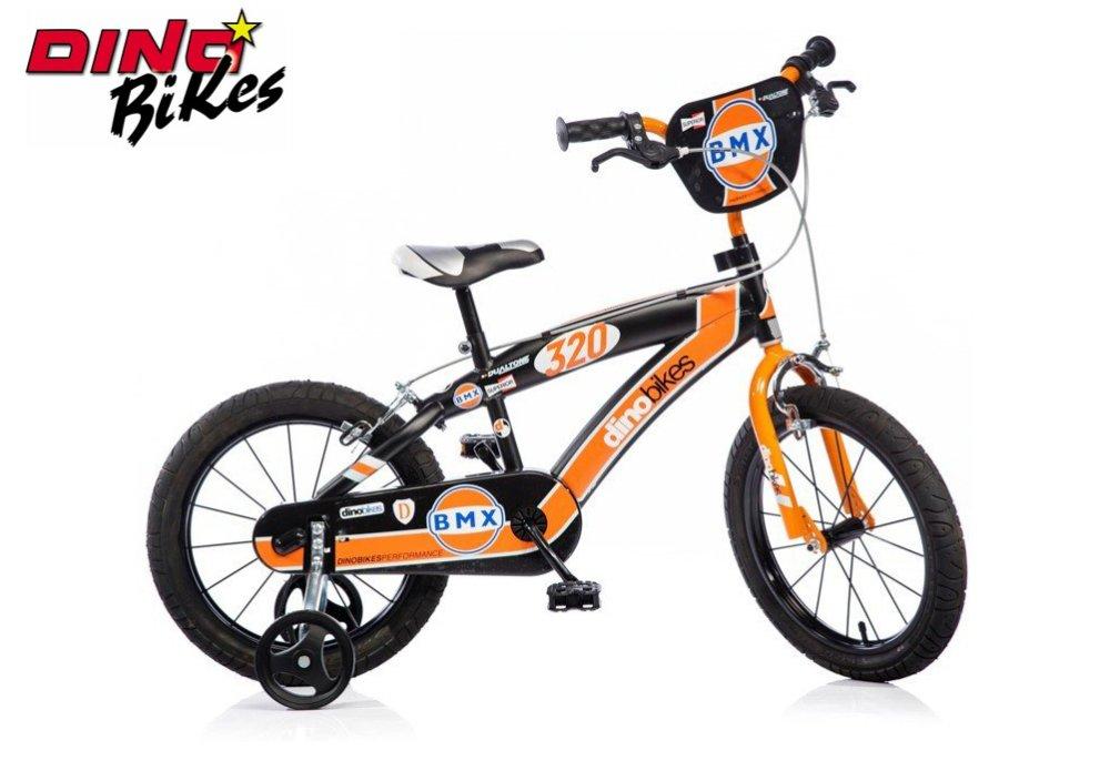 """Dino bikes Dětské kolo BMX 16"""""""