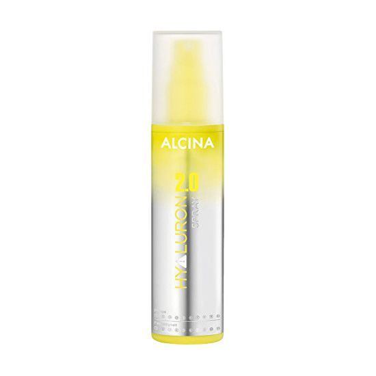 Alcina Hydratačný a ochranný sprej na vlasy Hualuron 2.0 (Spray)