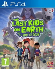 Namco Bandai Games The Last Kids On Earth and The Staff Of Doom igra (PS4)