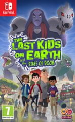 Namco Bandai Games The Last Kids On Earth and The Staff Of Doom igra (Switch)