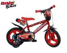 """Dino bikes Dětské kolo Cars 12"""""""