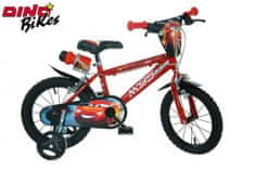 "Dino bikes rower dziecięcy Cars 16"""