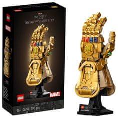 LEGO Marvel Avengers 76191 Rukavice nekonečna