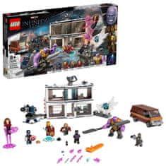 LEGO Marvel Avengers 76192 Avengers: Endgame – zadnja bitka