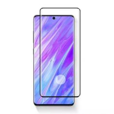 MyScreen Protector Diamond Glass Edge 3D zaščitno kaljeno steklo za Samsung Galaxy S21 (G991), črn
