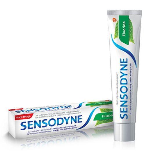 Zubní pasta na citlivé zuby Fluoride