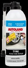 AUTOLAND Polnilo za krpanje pnevmatik Autoland
